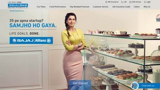Life Insurance & ULIP Plans To Achieve Your Life Goals   Bajaj Allianz ...