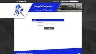 Login - Floyd Municipal Schools