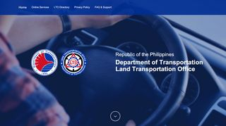 LTO Online Web Portal