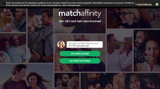 MatchAffinity: Hitta kärleken med hjälp av vårt matchningstest.
