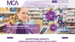 MCA - Merchandising Consultants Associates