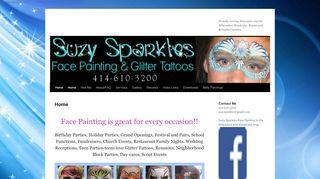 Mocaz Forex Tipu ‒ - Suzy Sparkles Face Painting