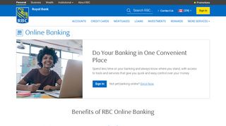 Online Banking - RBC Royal Bank