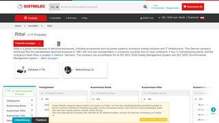 Rittal Online Shop   Distrelec Österreich