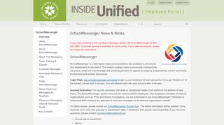 SchoolMessenger News & Notes | Inside Unified : San Diego Unified ...