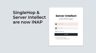 ServerIntellect - Login