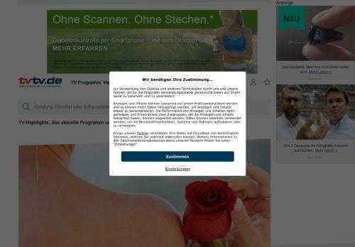 Startseite - tvtv.de