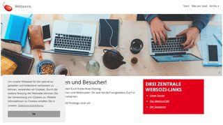 Startseite - Websozis.de