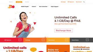 Tata Docomo: Prepaid | Postpaid | Services in India