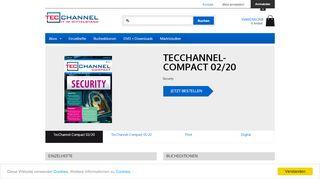 TecChannel Abo & Abonnement - TecChannel