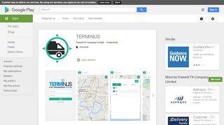 TERMINUS Tracking - แอปพลิเคชันใน Google Play