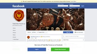 Total War Forum.cz - Posts | Facebook