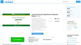 Visit Lcms.dar.gov.ph - Department of Agrarian Reform.