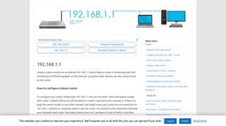 192.168.1.1 | Router Login