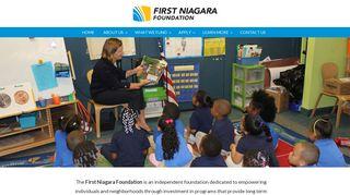 First Niagara Foundation