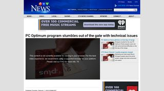 How to change over to the new PC Optimum program   CTV News