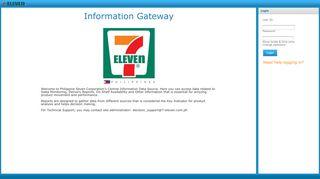 7-Eleven: Login