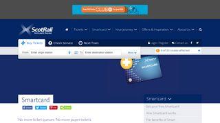 Smartcard | ScotRail