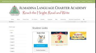 Student – Almadina Language Charter Academy