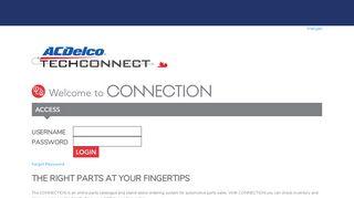 ACDelco Connection - Techconnect Canada