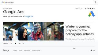 Google Ads   Google Blog