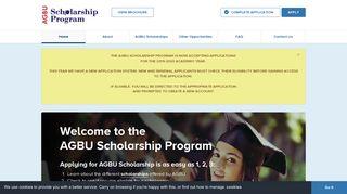 AGBU Scholarship