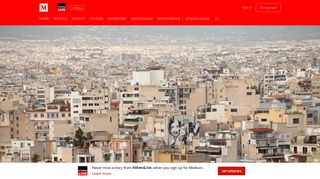 Mapping The Dominance Of Airbnb On Athens – AthensLive – Medium