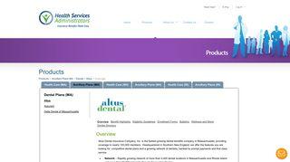 HSA Insurance - Massachusetts Dental Plans - Altus Dental