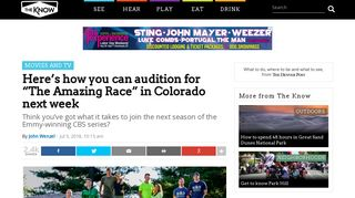 Here's how you can audition for