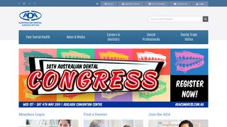The Australian Dental Association