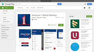 American 1 Mobile Banking - Apps on Google Play