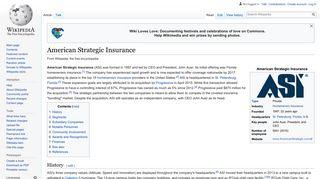 American Strategic Insurance - Wikipedia