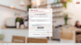Log in to ADP - Login to MyADP