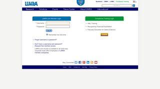 LIMRA Account Login - LIMRA.com