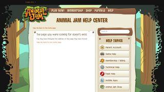 Play Wild Steam Beta! – Animal Jam Help Center