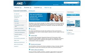 Employees | ANZ