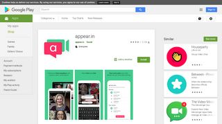 appear.in - Apps on Google Play