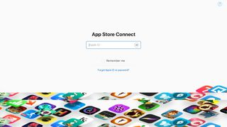 App Store Connect - Apple