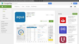 aqua card - Apps on Google Play
