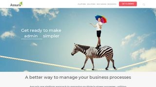 Assura Software: Business Management Software