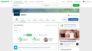 Assura Reviews | Glassdoor