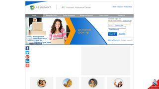 Assurant Login - Welcome to Assurant Insurance Center