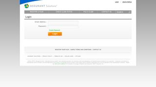 Login To Our Extended Warranty Customer Portal   Assurant Solutions