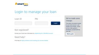 Login - Advantedge Financial Services
