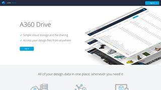 A360 Drive - Autodesk