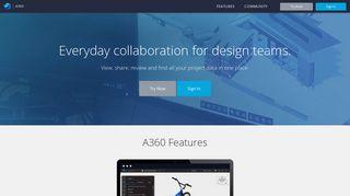 A360 - Home - Autodesk