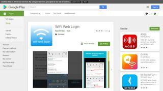 WiFi Web Login - Apps on Google Play