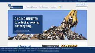 Commercial Metals Company: Welcome to CMC