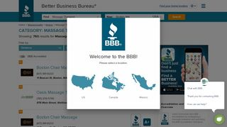 Massage Therapist near Boston, MA   Better Business Bureau. Start ...