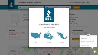 A Clean Boston   Better Business Bureau® Profile